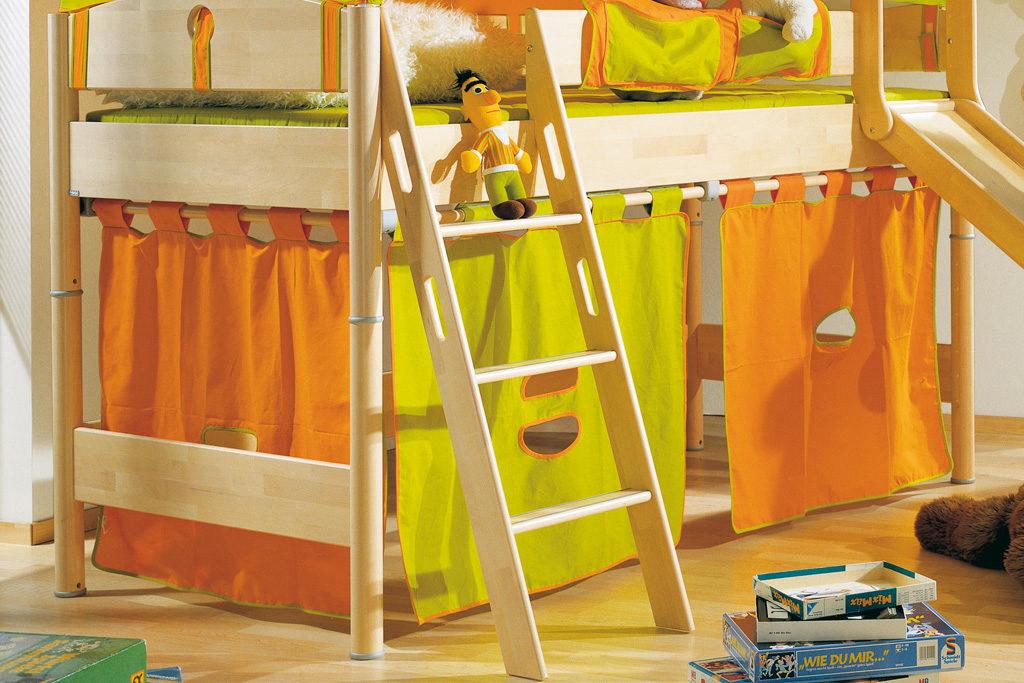 PAIDI Vorhang Befestigungs Set Fleximo, silberfarbenes Metall