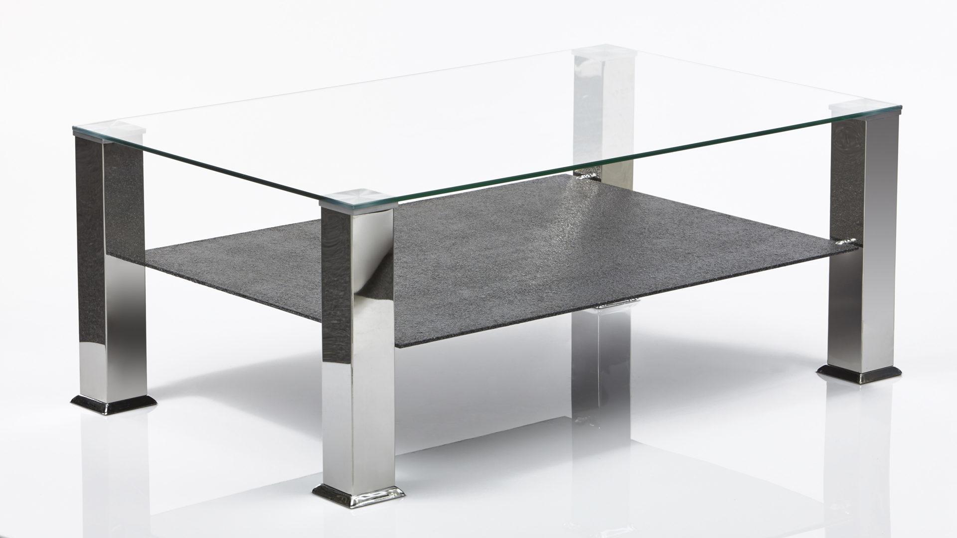 Best Couchtisch Concept Aus Glas In Schwarz Couchtisch Bzw Mit Granitoptik  Klarglas Granitoptik U With Couchtisch Schwarz Gnstig