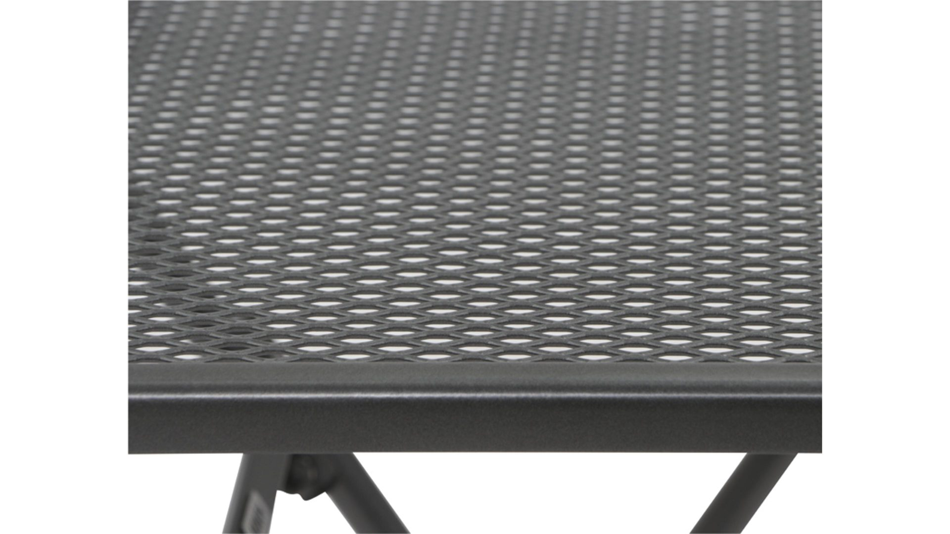 Mwh Tisch Cafe Latte Eisengraues Metall Ca 60 X 60 Cm Lahr