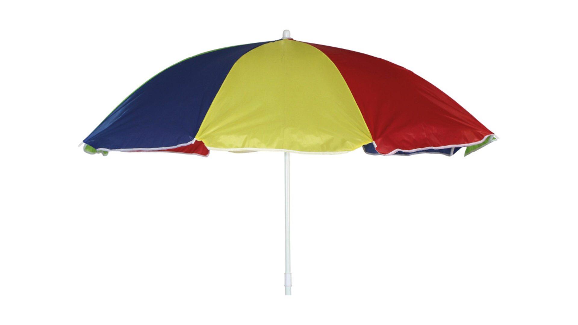 Siena Garden Sonnenschirm Multicolor Bunter Bezug Durchmesser Ca