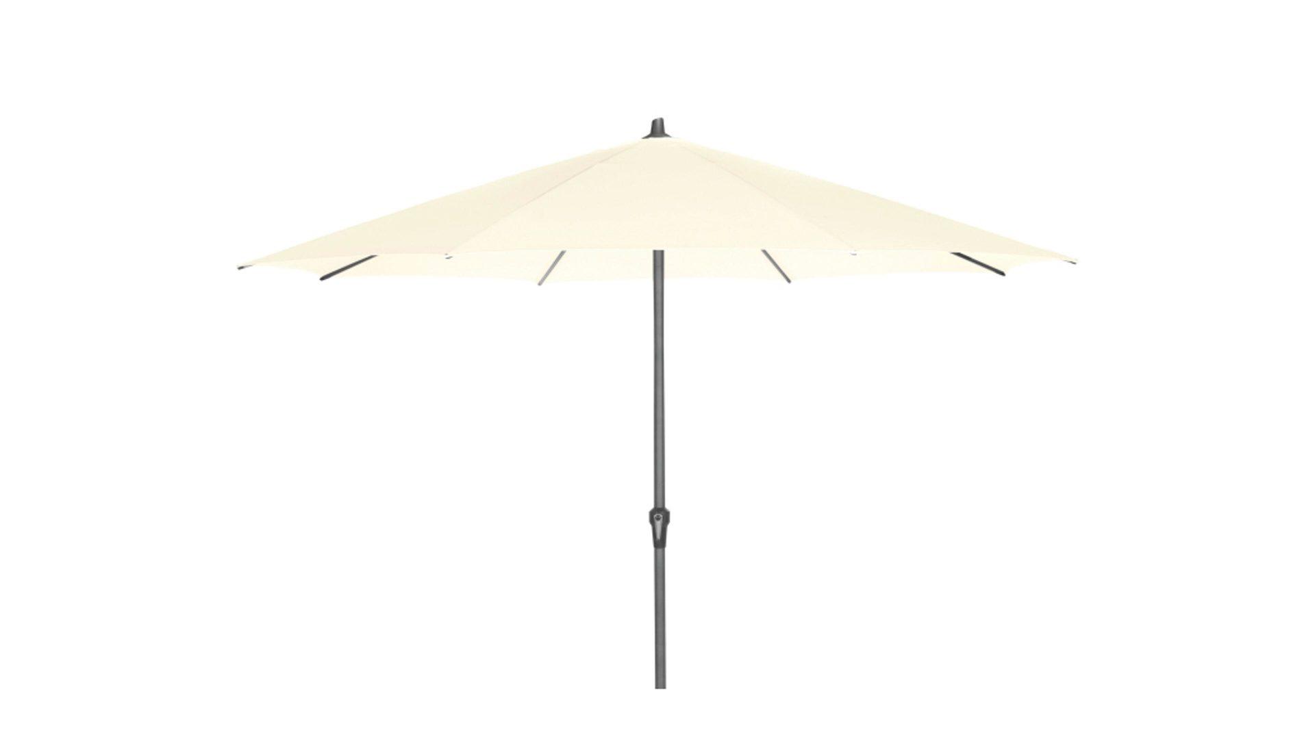 Siena Garden Sonnenschirm Avio Ecrufarbener Bezug Durchmesser Ca