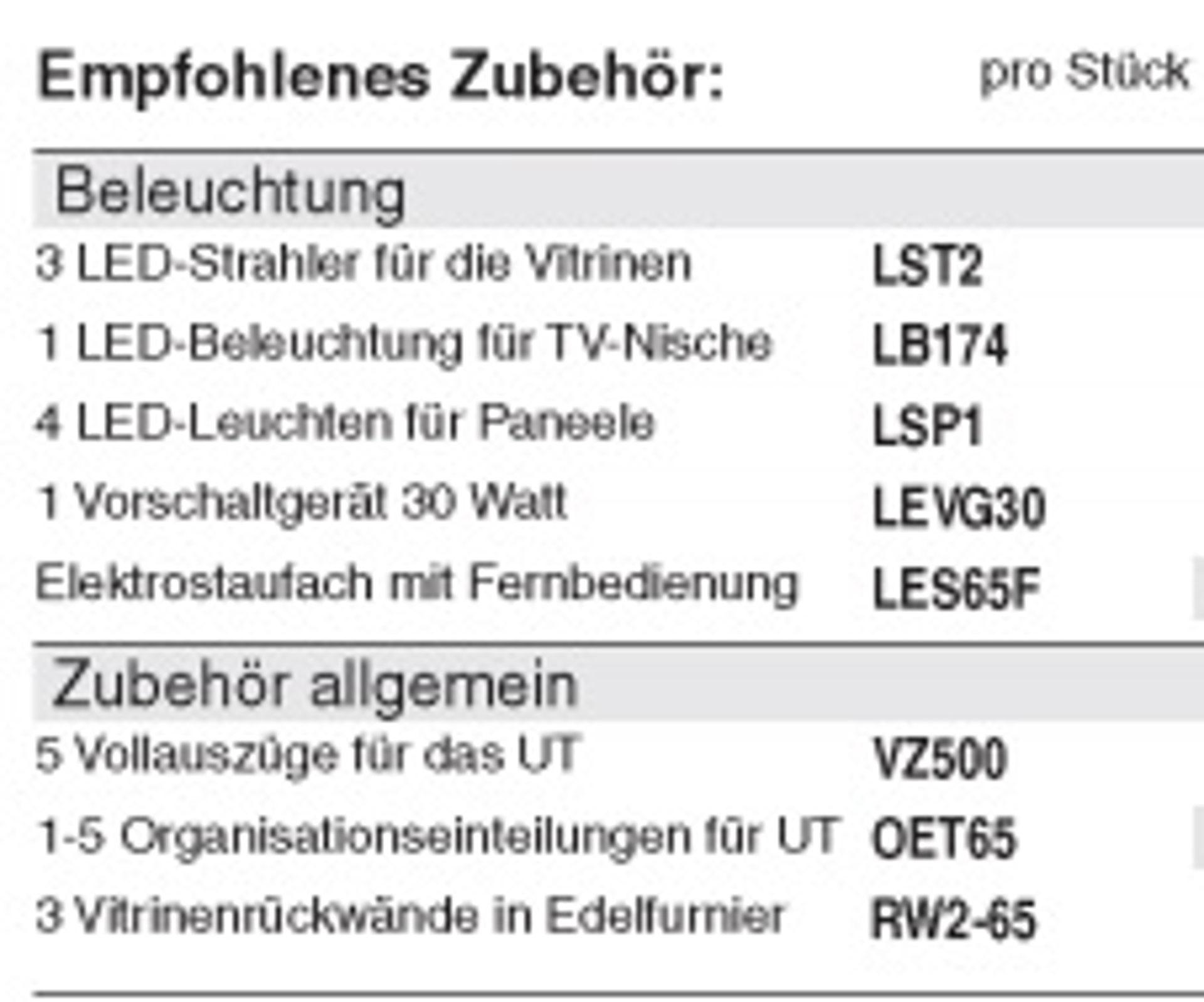 Wohnwand Gwinner Aus Holz Moderne GWINNER Wohnkombination Felino FE 1 PG1