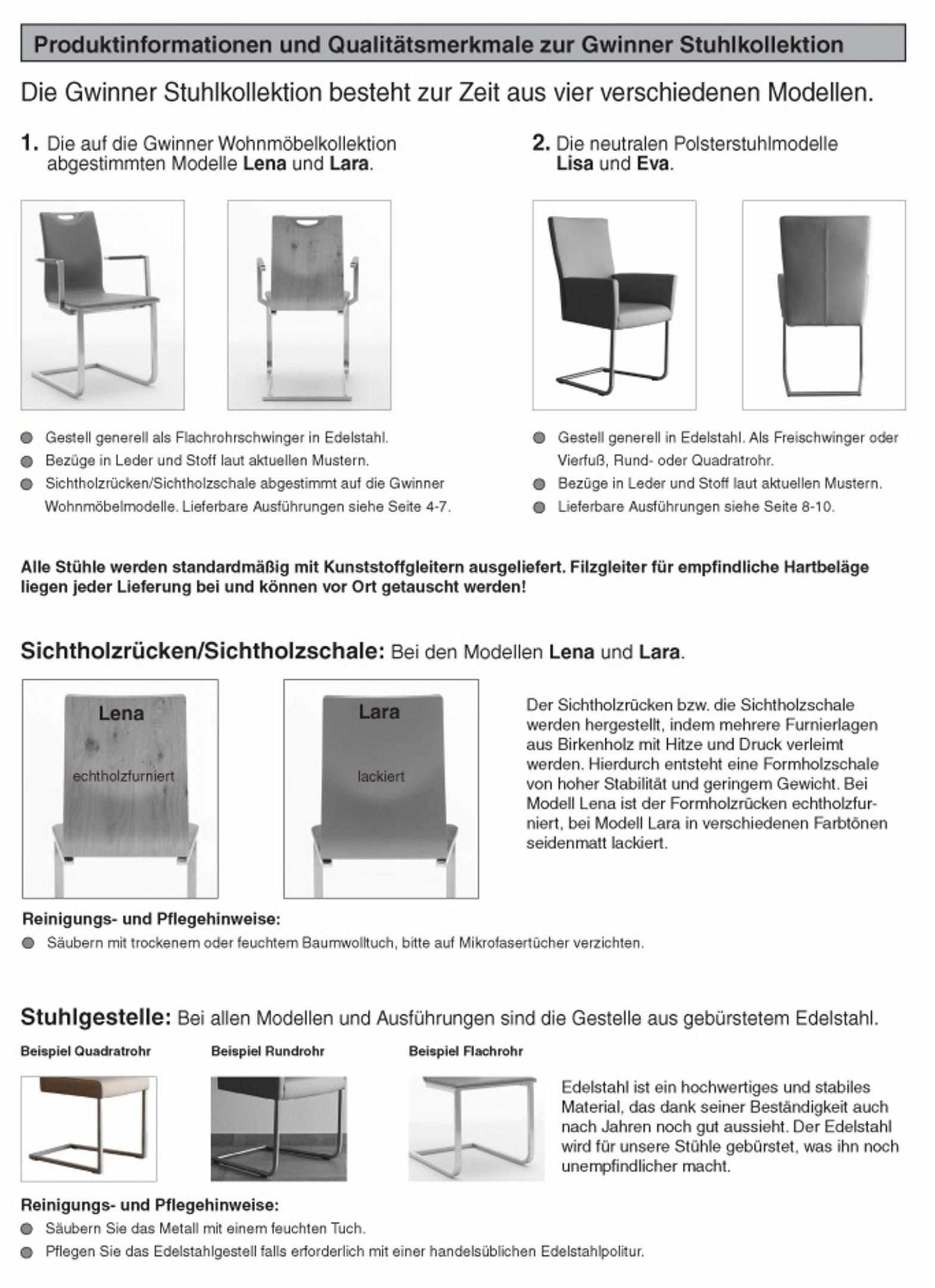Künstlerisch Moderne Stühle Günstig Sammlung Von Stuhl Gwinner Aus Holz Gwinner Stühle Stühle