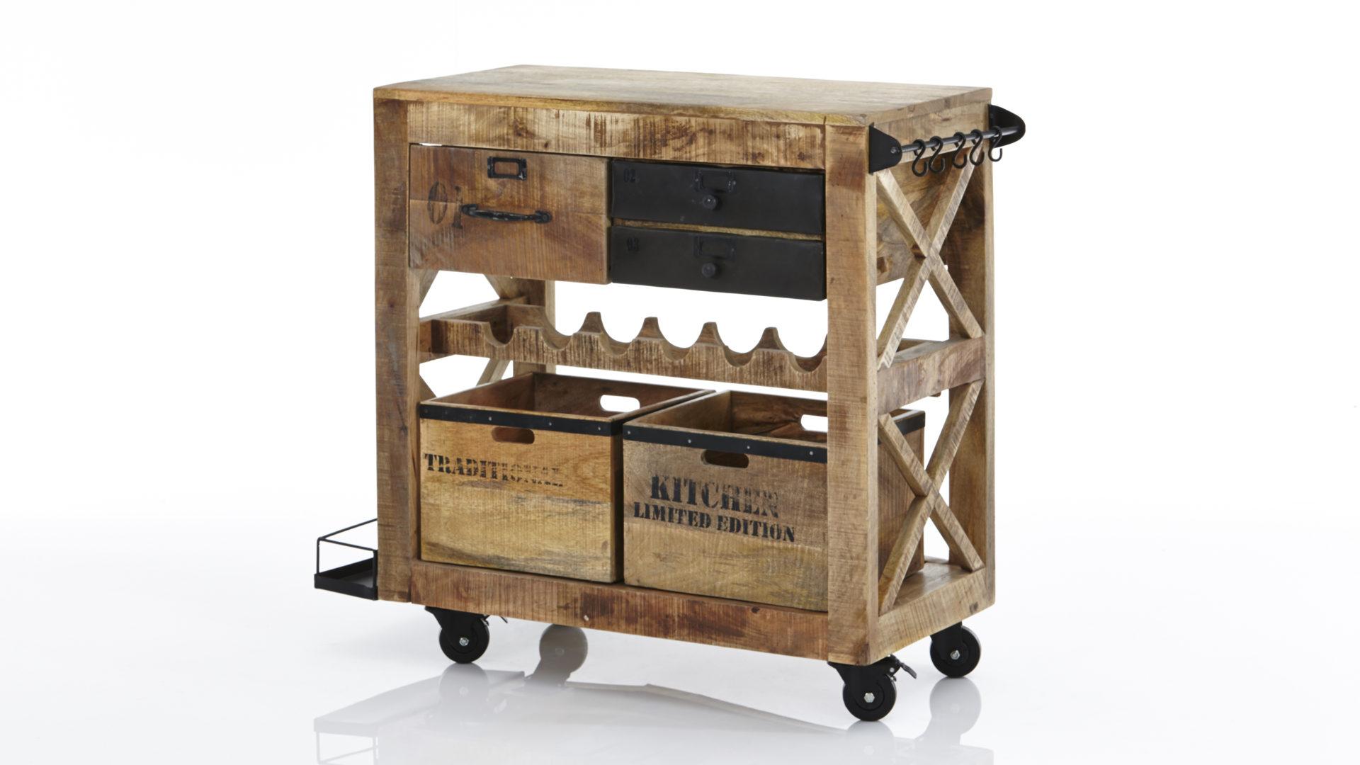 Küchenwagen holz  Möbel Hugelmann Lahr | Markenshops | Sitzsack grün | Servierwagen ...