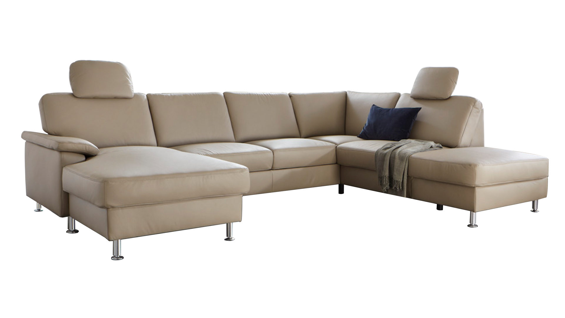 Modulmaster Sofa Kombination Barlow Polstrmöbel Sandfarbenes