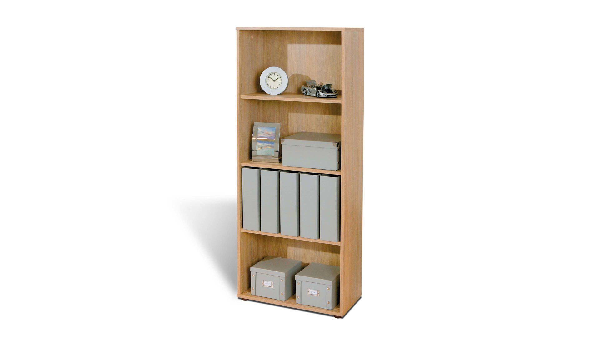 Regal Parini Als Büromöbel Oder Wohnzimmermöbel Einsetzbar Sonoma